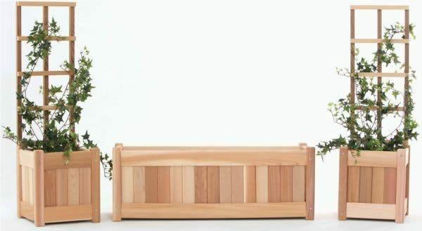 Фото - Самостійне виготовлення дерев'яної огорожі для квітника