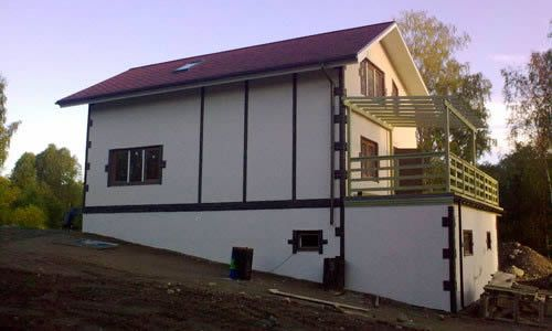Фото - Самостійне будівництво цокольного поверху