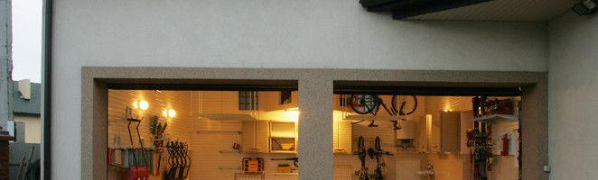 Самостійне утеплення стін і даху гаража