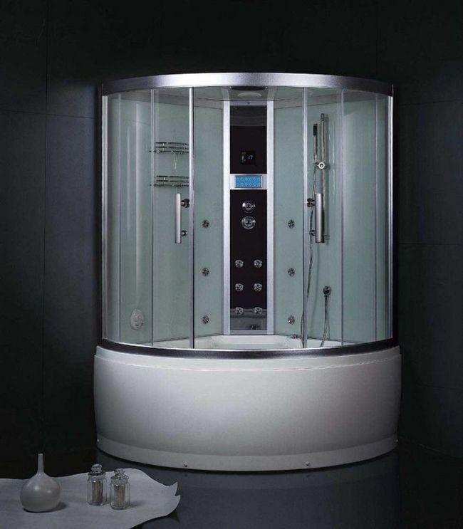 Дизайн душової кабіни