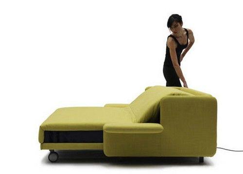 Механізм розкладання дивана акордеон
