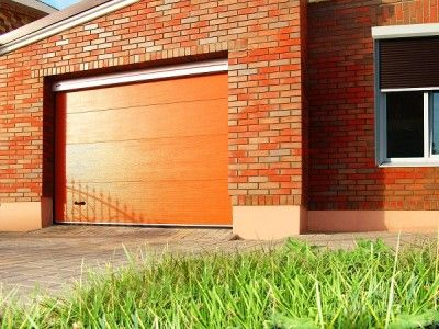 Секційні ворота для гаража своїми руками