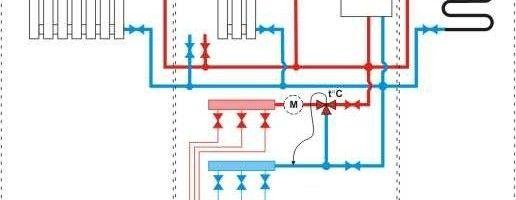 Фото - Схема обв'язки двох і більше котлів опалення