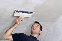 Видалення забруднень зі стелі