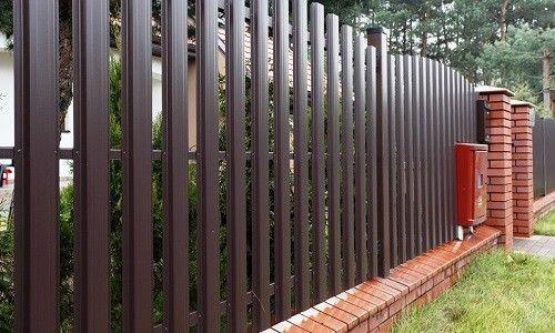 Фото - Паркан дерев'яний для будівництва паркану