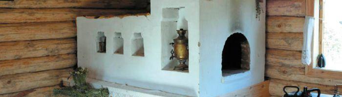 Фото - Система пічного опалення заміського будинку