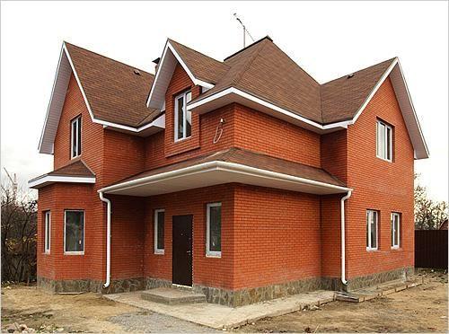 Фото - Система повного розрахунку цегли для будинку