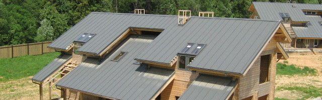 Фото - Система теплоізоляції односхилого даху