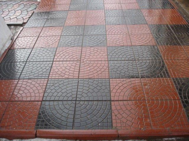 Фото - Суміш для укладання тротуарної плитки