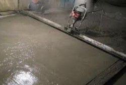 сухі суміші для вирівнювання підлоги
