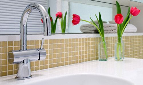 Фото - Змішувач для ванної кімнати: монтаж і кріплення