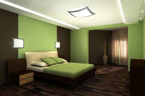 Фото - Поєднання в будинку кольору штор і шпалер
