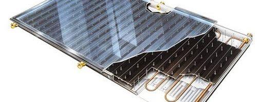 Фото - Сонячний колектор і його пристрій