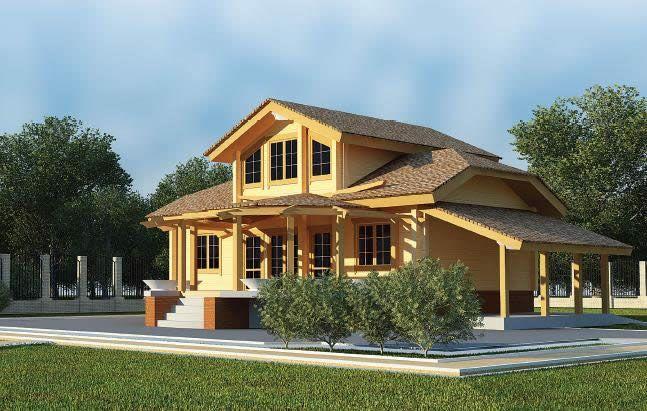 Фото - Складання схеми конструкції многоскатной даху