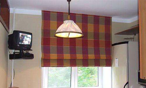 Фото - Поради як повісити штори без карниза