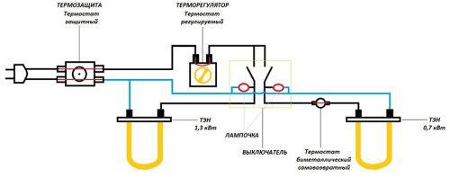 Фото - Поради по підключенню електричних приладів для нагрівання води