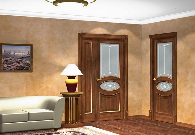 Фото - Поради з реставрації дерев'яних дверей своїми руками