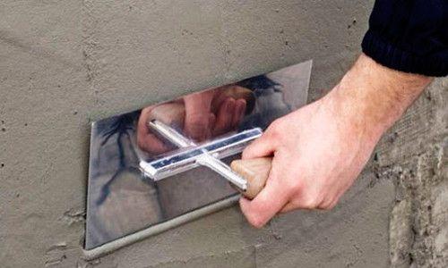 Фото - Поради при розрахунку витрати цементу на штукатурку стін