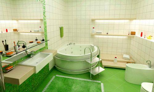Фото - Сучасна обробка стінових панелей у ванній