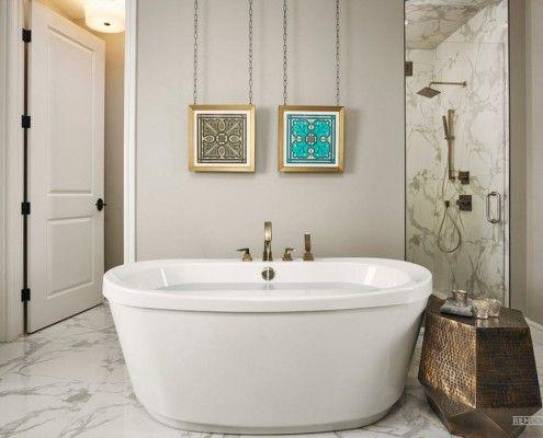 Фото - Сучасна ванна і вічні істини класичного інтер'єру
