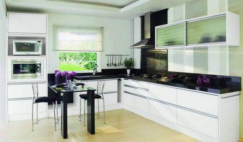 Кухні хайтек фото