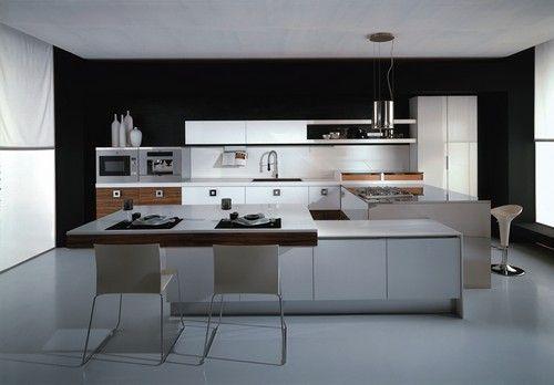 Фото кухні хай-тек