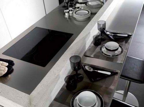 Кухонні меблі хай-тек