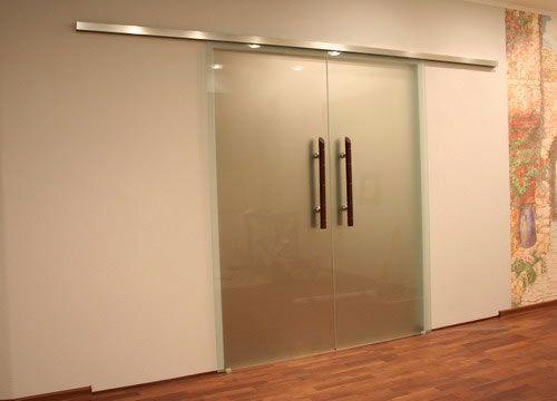 Фото - Сучасні відкатні двері своїми руками