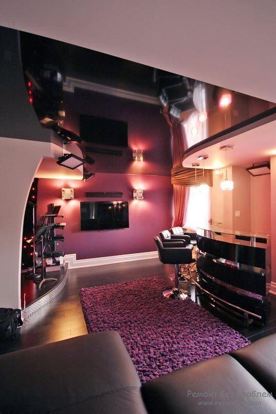 Фото - Сучасні способи обробки стелі в будинку