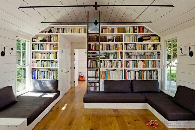 Фото - Затишне місце для читання