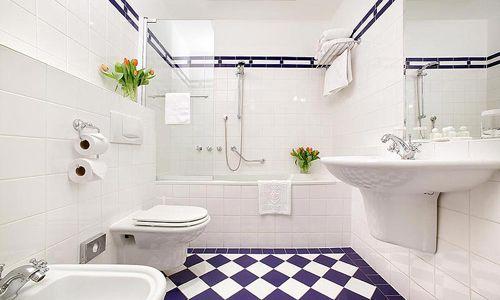 Фото - Створюємо цікавий дизайн плитки у ванній
