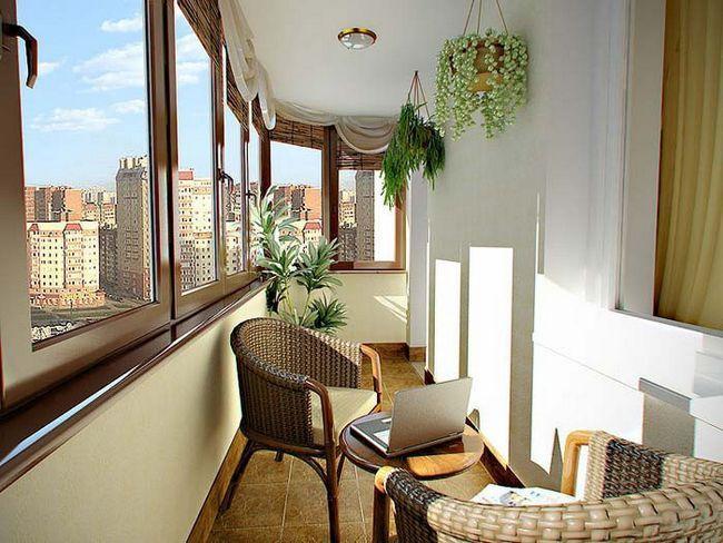Фото - Створення балкона під ключ