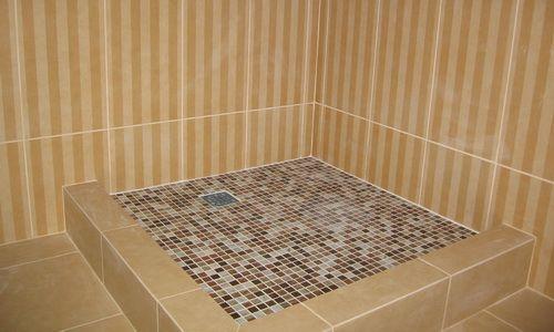 Фото - Створення душового піддону з плитки