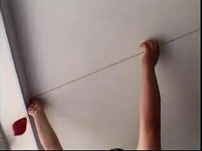 Розмітка на стелі