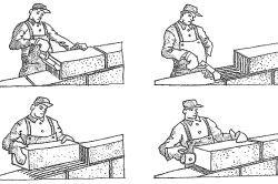 Фото - Специфіка використання бетонних блоків для стін
