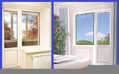 Фото - Способи і технології обробки порога балконних дверей