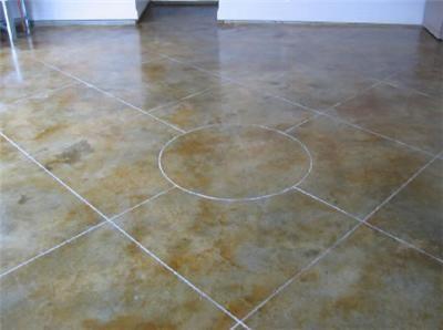 Лакування бетонної підлоги