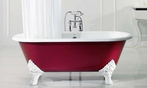 Фото - Способи реставрації чавунної ванни
