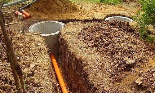 Фото - Способи, за допомогою яких можна викачати каналізацію в приватному будинку