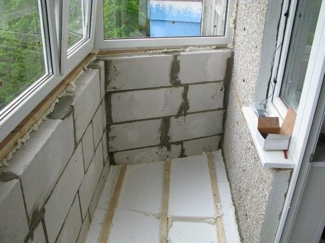 Фото - Способи зробити балкон теплим