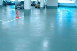 Топпінг бетонних підлог
