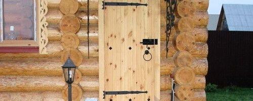 Фото - Способи утеплення дверей в лазні