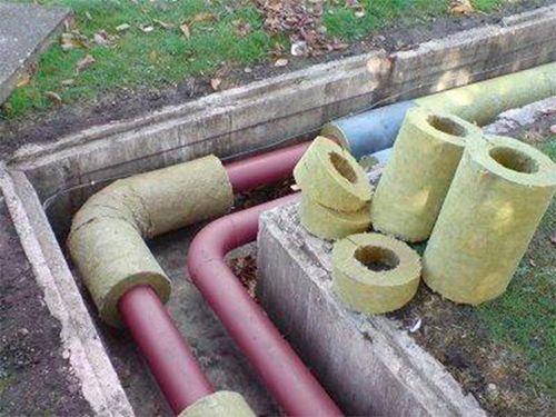 Фото - Способи утеплення труб каналізації