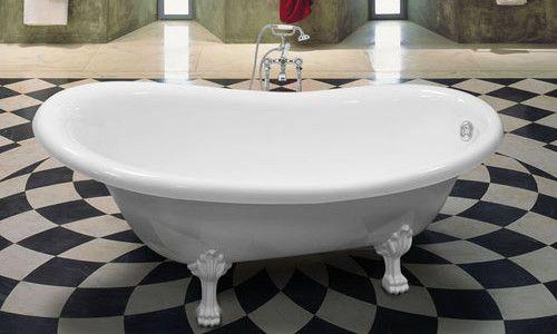 Фото - Способи відновлення старої ванни