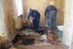 ремонт підлоги в хрущовці