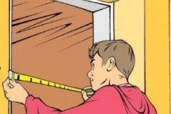Нестандартні розміри дверних прорізів