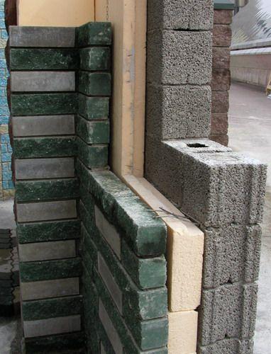 Фото - Стіни з керамзитобетону