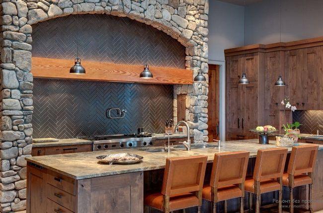 Фото - Стильові переваги в оформленні кухні