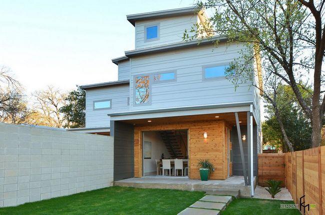 Фото - Стильний дизайн приватного будинку - творчі рішення традиційної обстановки