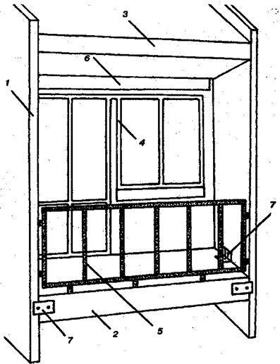 Фото - Будівництво балкона в приватному будинку